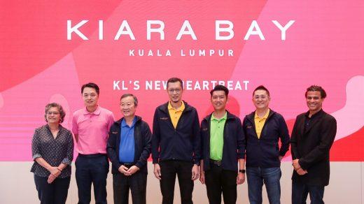 Kiara Bay Masterplan KL