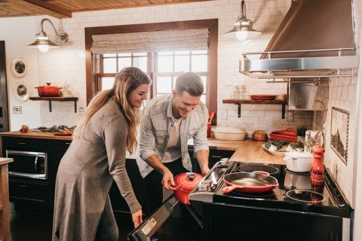 make your home healthier kitchen for cooking