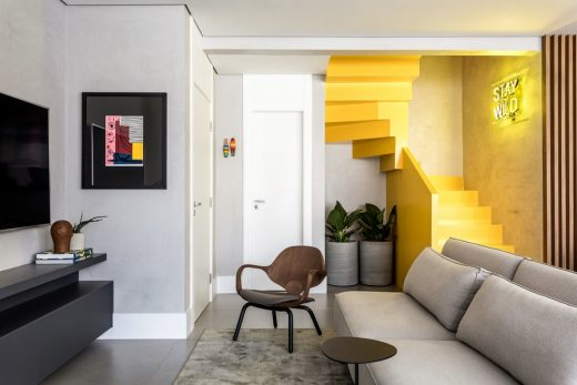 Kite Apartment Curitiba - Brazilian Architecture News