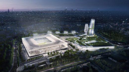 La Cattedrale - Nuovo Stadio Milano