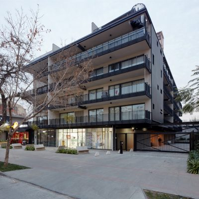 MM Apartment Building Santiago