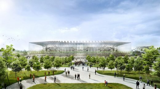 New Football Stadium in Milan: The Cathedral