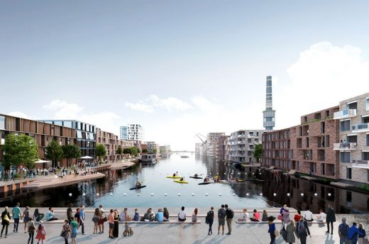 Randers Our River City - Denmark Architecture News