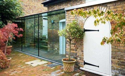 Home conservatory extension - Choosing An Architect