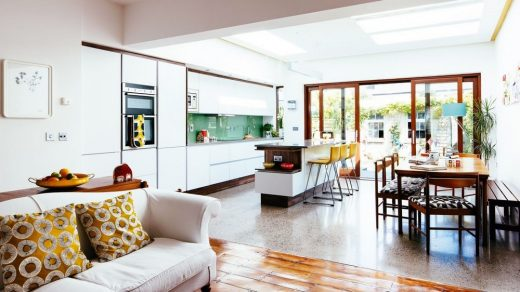 5 Best Ideas for an Unusual House Extension interior