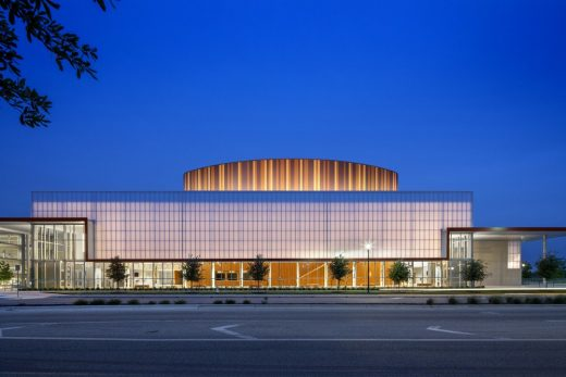 AISD Performing Arts Center Building