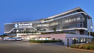 Barloworld Head Office South Africa