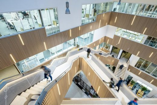 Campus Development in The Netherlands design by EGM architects