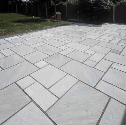 Sandstone Paving Benefits & Where to Buy From - Kandla grey, India