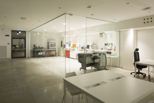 Office Complex in Italy design by FABBRICANOVE