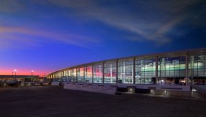 North Terminal Louis Armstrong New Orleans International Airport