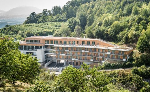 Steigenberger Hotel Spa Krems - Austrian architecture news