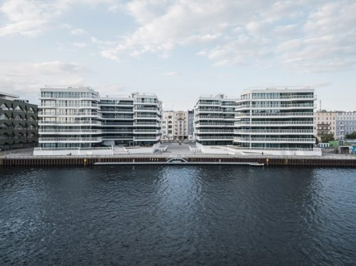 Wave Apartments Berlin Architecture News
