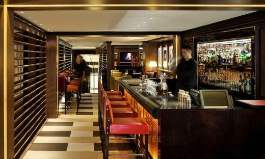 45 Park Lane Hotel, The Dorchester Collection bar