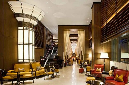 45 Park Lane Hotel, The Dorchester Collection London interior