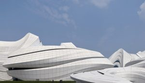 Changsha Meixihu International Culture Arts Centre Hunan