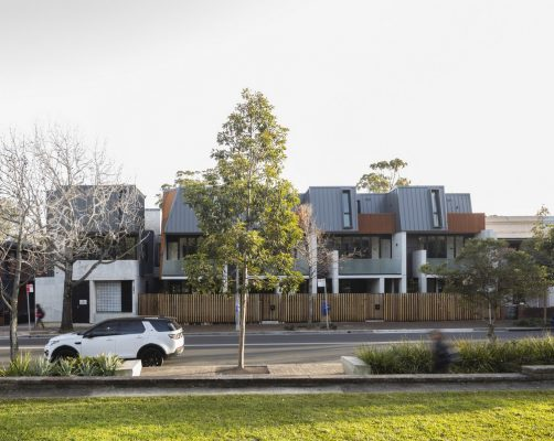 Darlington Brickworks Apartments Sydney
