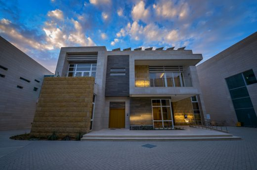 KSA Sustainable Architecture - net zero energy building in the Middle East
