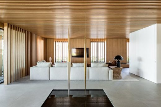 Contemporary Home Interior in Brasil design by Jacobsen Arquitetura