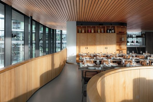 The Traveller Culinary Pavilion Amsterdam