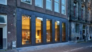 Trippenhuis Arts Sciences Complex Amsterdam
