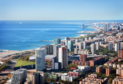 Antares Apartment Penthouse Tower Barcelona