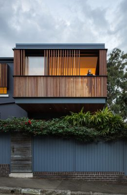 Balcony House Newtown Sydney