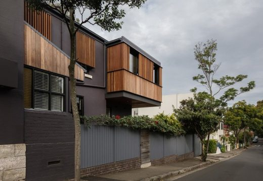 Contemporary Home in Newtown NSW