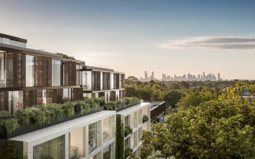 Canterbury Road Apartments Surrey Hills