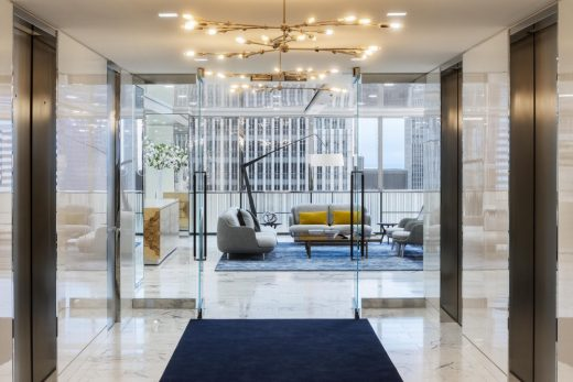 Charles River Associates design by Chicago architect office