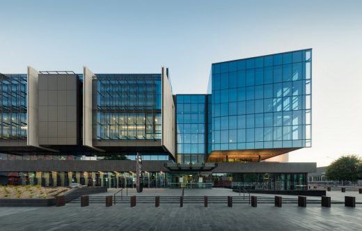 Christchurch Justice Emergency Services Precinct by Cox Architecture