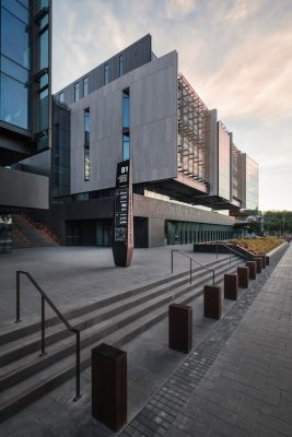 Christchurch Justice Emergency Services Precinct design by Cox Architecture