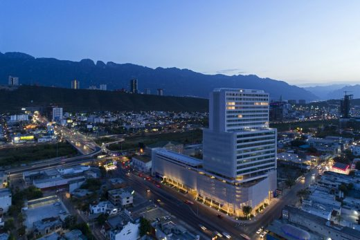 Citica Mixed-Use Building Development Mexico