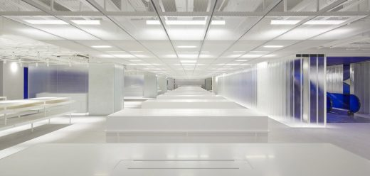 Modern British Store in Seoul design by Conran and Partners