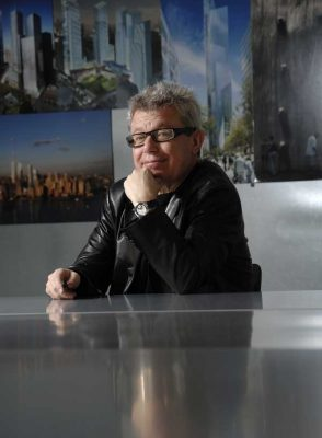 Daniel Libeskind architect