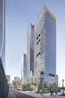 55 Hudson Yards, New York City luxury real estate - Discover the most expensive developments in the world