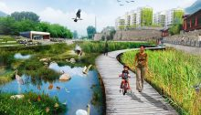 Ecological Masterplan Jinan for Southern Mountains, Northern China