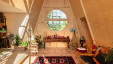 Grand A-Frame Cabin Hungary