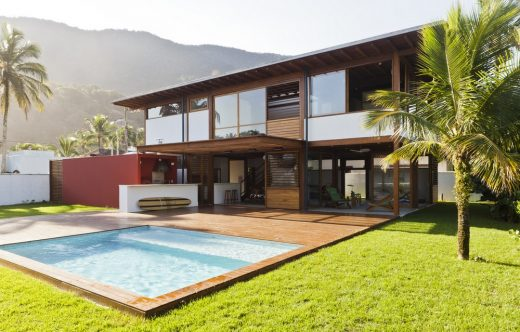 New House in Sao Sebastiao Brazil