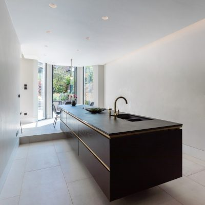 House in Herne Hill London SE24 kitchen interior