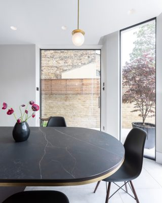 House in Herne Hill London SE24 property interior