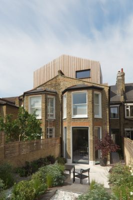 London SE24 property design by Conibere Phillips Architects