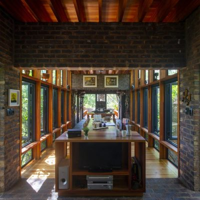 House of the Big Arch Waterberg by Frankie Pappas