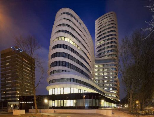 EEA and Tax offices Groningen design by UNStudio Architects