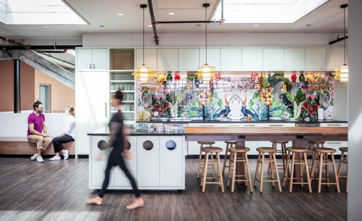 Kwench Club Work Space Victoria - Vancouver Architecture News