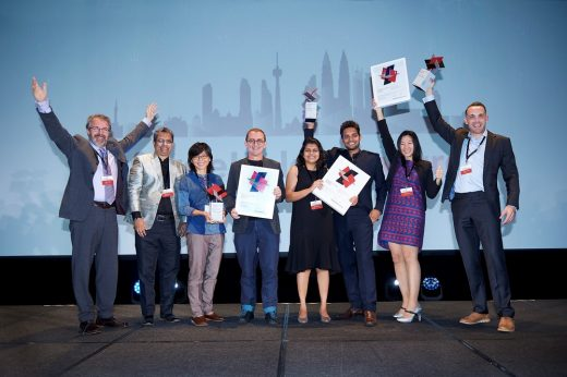 LafargeHolcim Awards for Sustainable Construction Asia Pacific winners