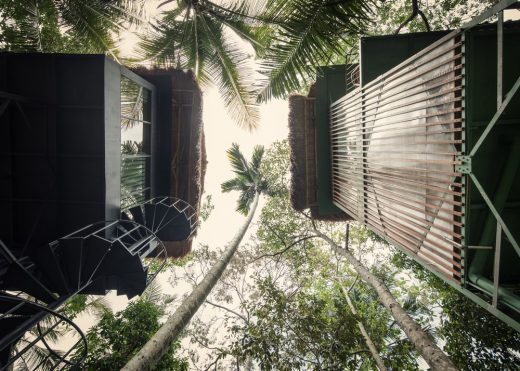 Lift Treetop Boutique Hotel Bali, Indonesia Architecture News
