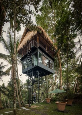 Lift Treetop Boutique Hotel Bali, Indonesia