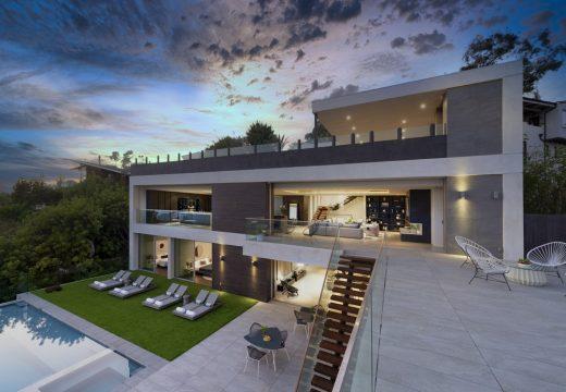Los Tilos Residence LA