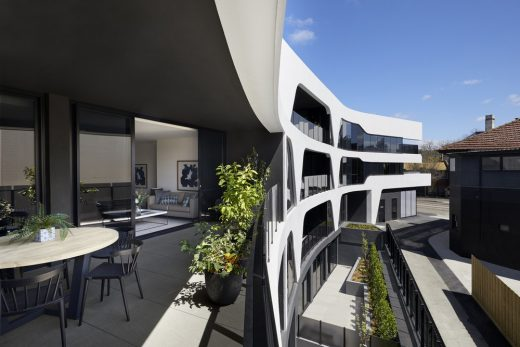 Luminary Apartment Building in Hawthorn, Melbourne
